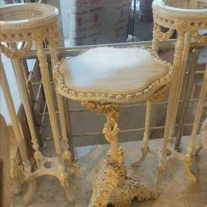 میز استند چوبی