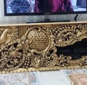 میز تلویزیون طاووس