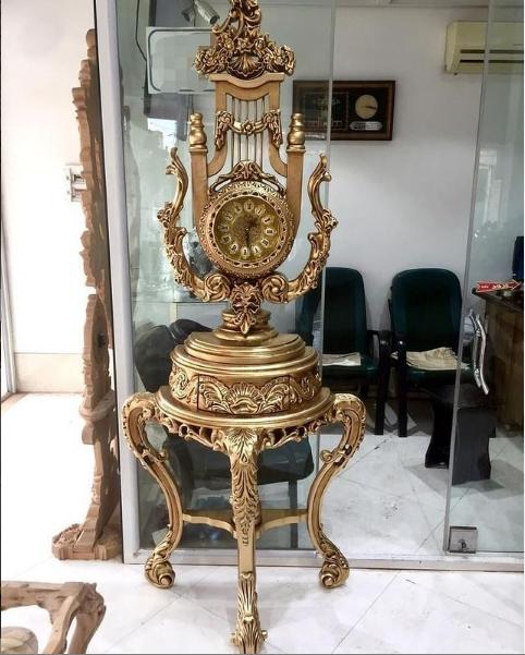 ساعت کنسول مدل امپراطور