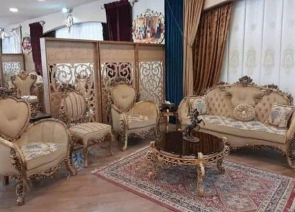 مبل کد f805 تک رضوی تبریز