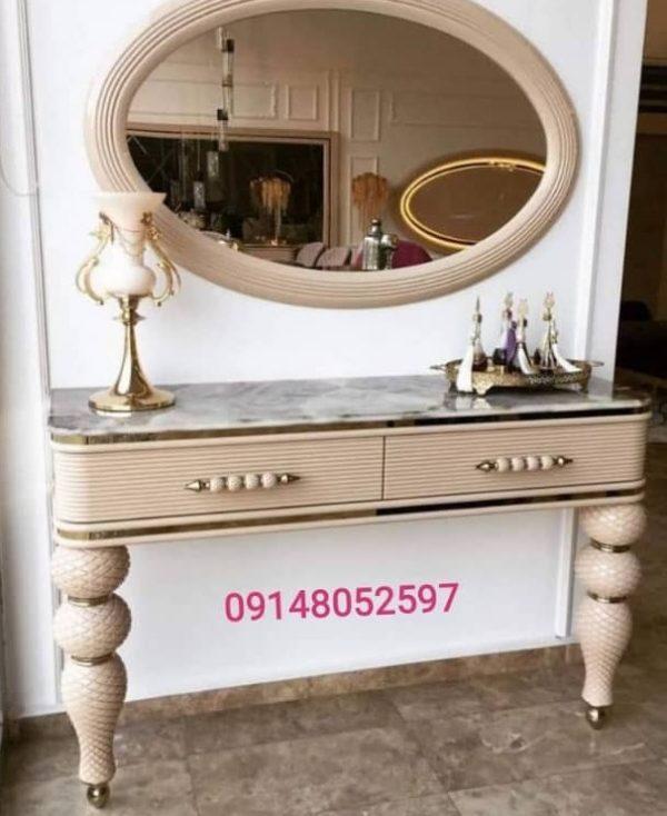 آینه و کنسول مدل آنجل
