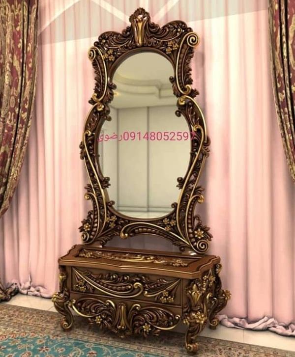 آینه قدی کد m204