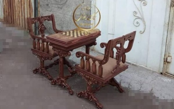 میز شطرنج کد ch401