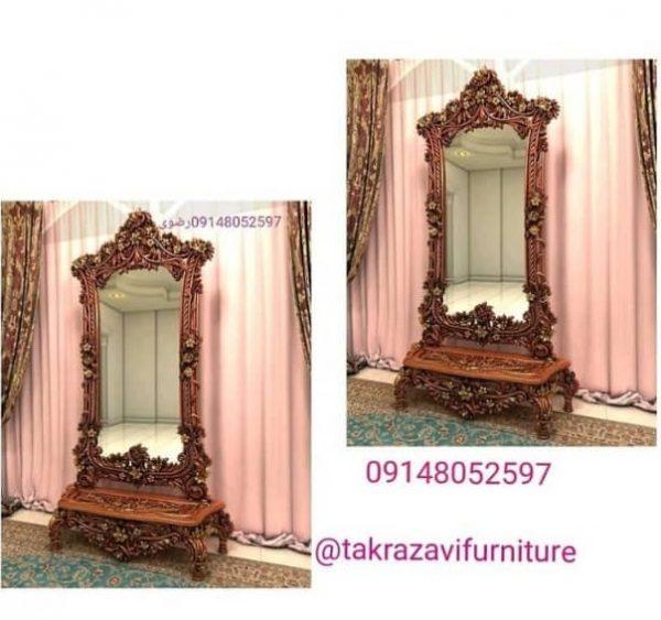 آینه قدی کد m206